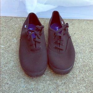 Keds Black Sneakers BRAND NEW